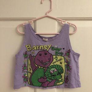 Other - VTG Barney tank